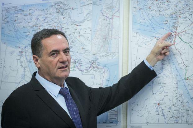 İsrail, 'Barış Demir Yolu Projesi'ni Umman'da tanıttı