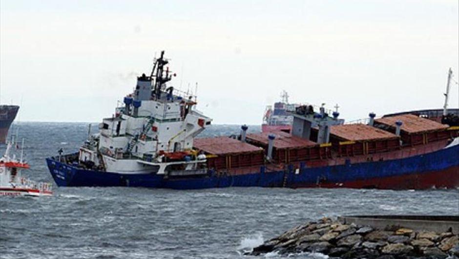 Norveç'te gemi kazası!