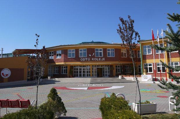 ODTÜ Geliştirme Vakfı Okulları