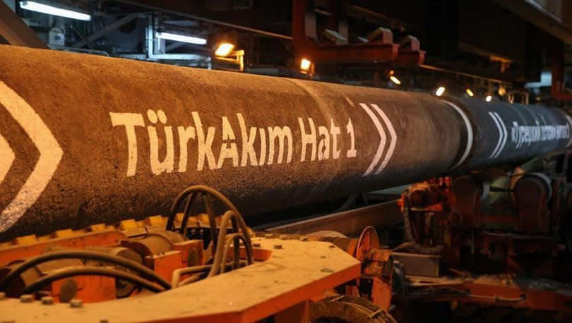 TürkAkım doğal gaz boru hattı