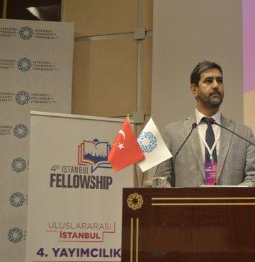 Türkiye Basım Yayın Meslek Birliği (TBYM) tarafından bu yıl 4.