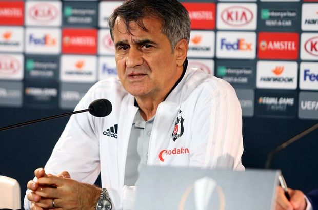 Şenol Güneş Beşiktaş Genk