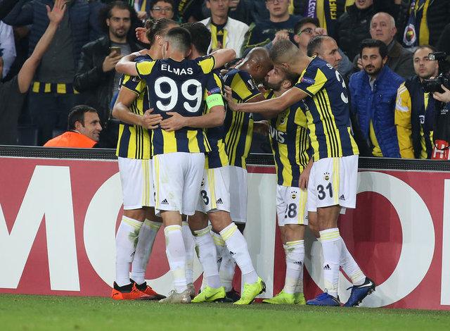 Fenerbahçe - Anderlecht maçı yazar yorumları