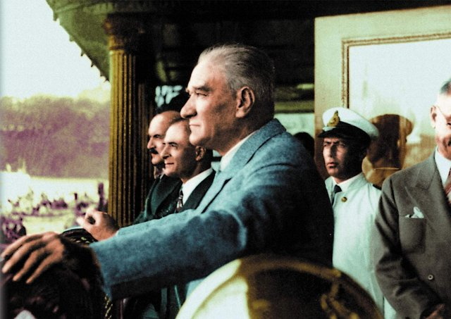 The most meaningful memories from November 10 to Atatürk! November 10 posts and words