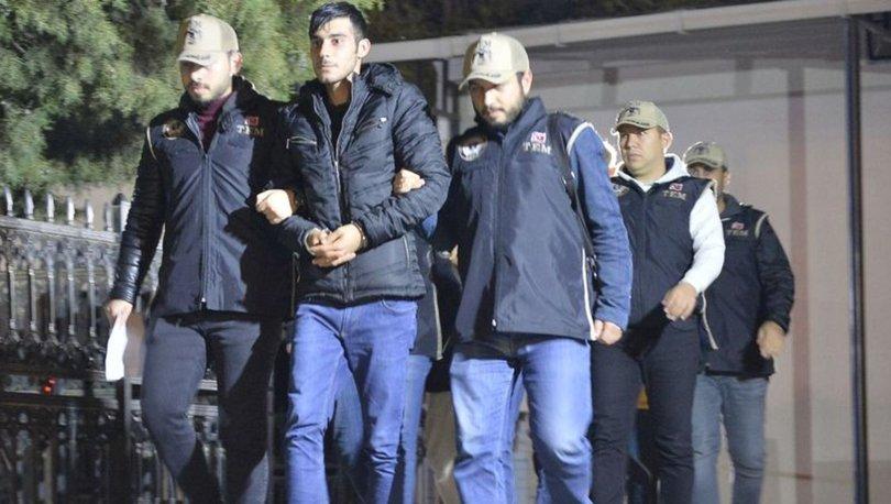 bombacılar tutuklandı