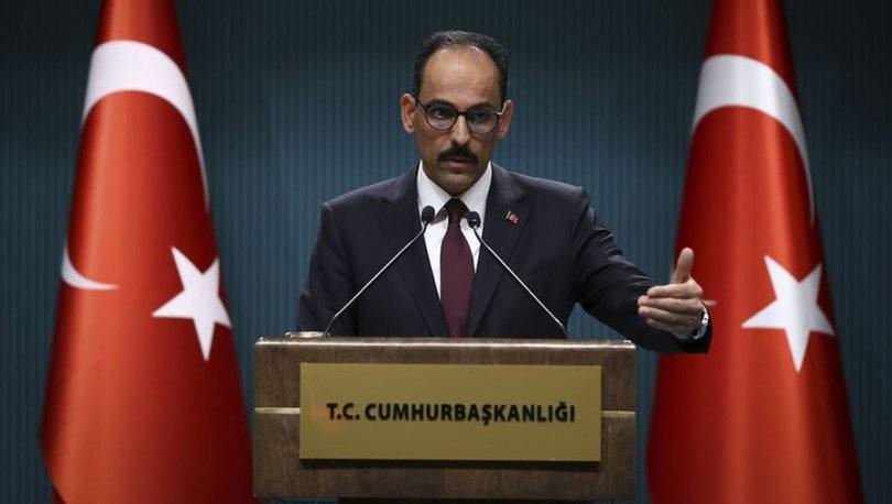 Son dakika... Cumhurbaşkanlığı Sözcüsü İbrahim Kalın Cumhurbaşkanlığı Başdanışmanlığına atandı