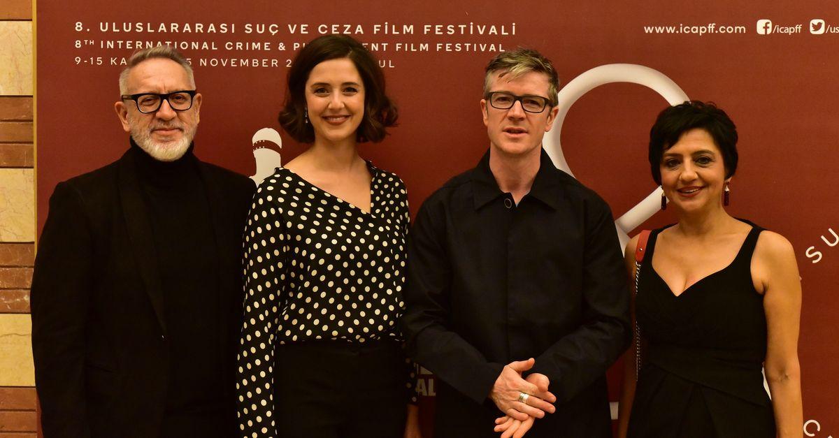 Uluslararası Suç ve Ceza Film Festivali'nin açılışı yapıldı