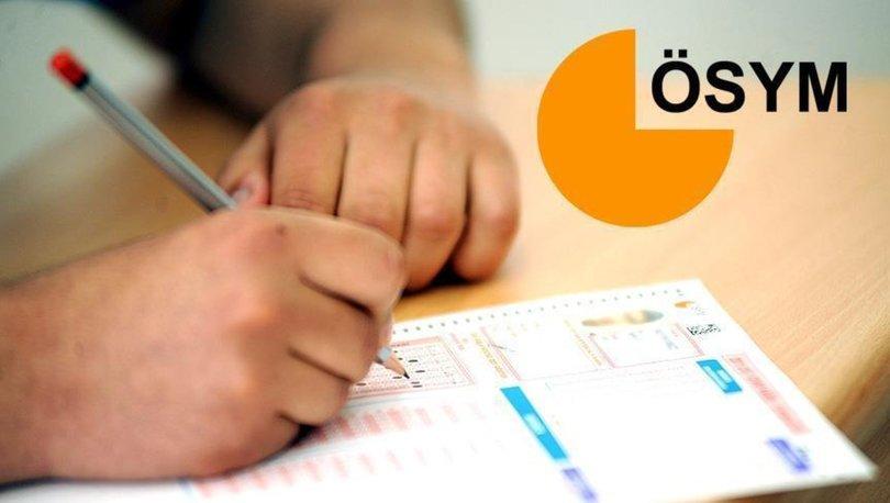 KPSS Ortaöğretim cevap kağıtları