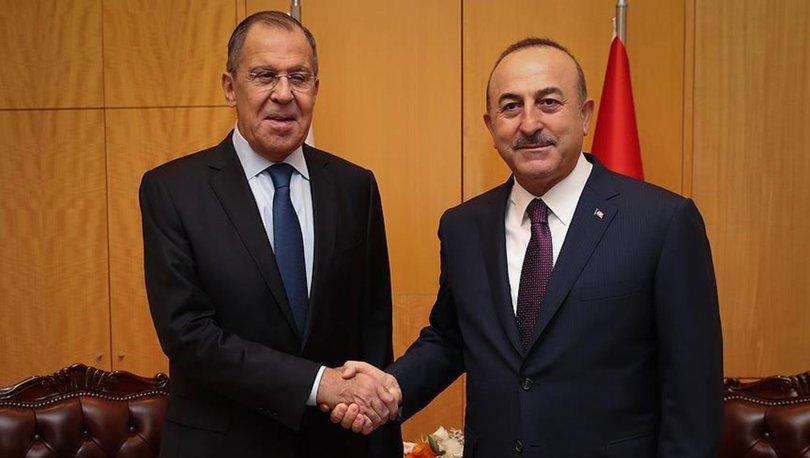 Dışişleri BakanıÇavuşoğlu