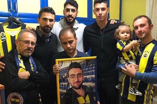 Fenerbahçeli futbolcular Koray Şener