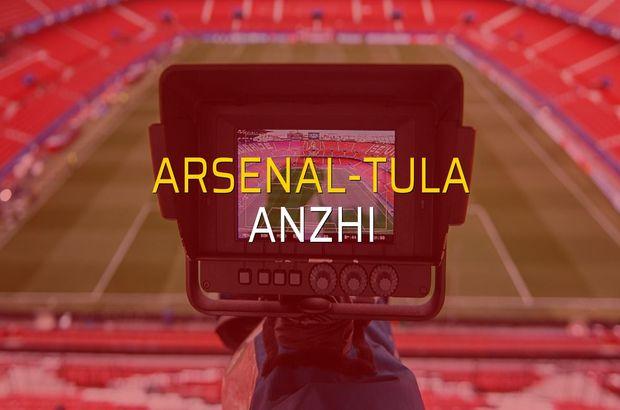 Arsenal-Tula: 2 - Anzhi: 0 (Maç sonucu)