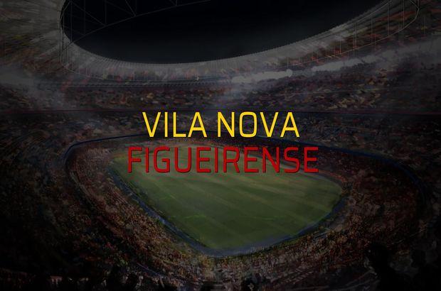 Vila Nova - Figueirense rakamlar