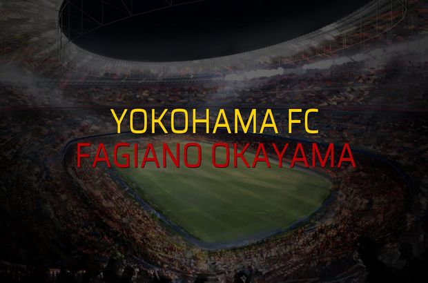 Yokohama FC - Fagiano Okayama düellosu