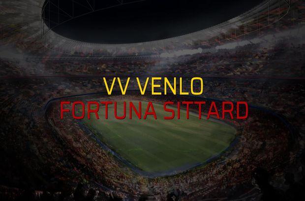 VV Venlo - Fortuna Sittard maçı ne zaman?