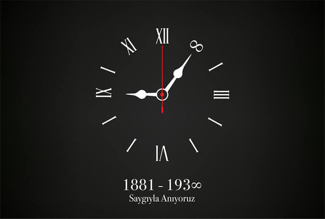 10 Kasım mesajları 2018! Atatürk'ü Anma Günü için en anlamlı mesajlar paylaşın... 10 Kasım resimleri!