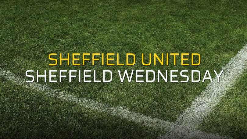 Sheffield United: 0 - Sheffield Wednesday: 0