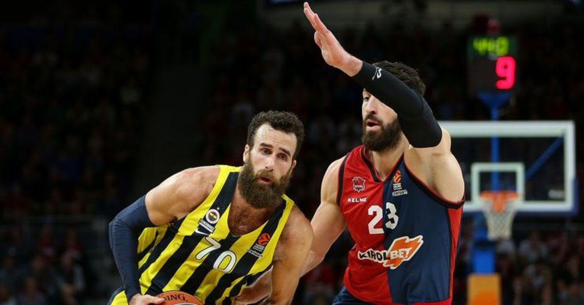 Fenerbahçe İspanya'dan galibiyetle döndü