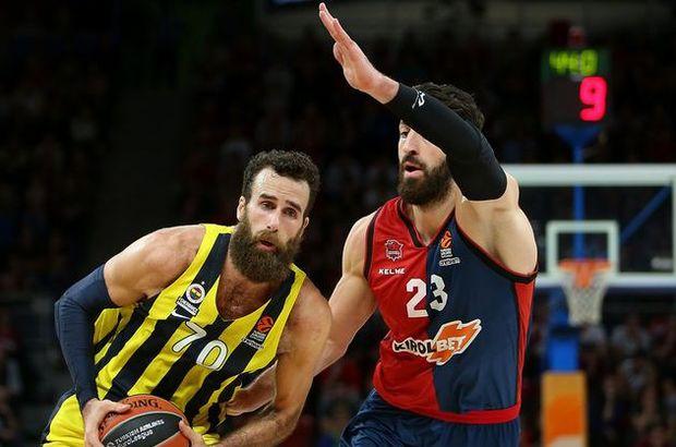 Saski Baskonia Fenerbahçe