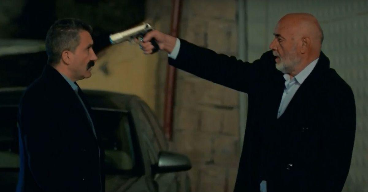 Seni öldüreceğim Cemal! Ali'min katili sensin!
