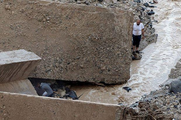 Ürdün'de sel felaketi: 9 kişi öldü, 3 bin 500 turist tahliye edildi