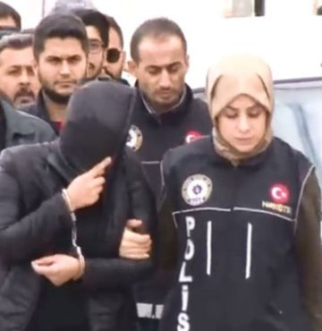 Adana merkezli 4 ilde yapılan uyuşturucu operasyonunda Hakkari