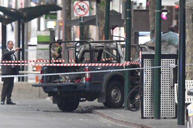 Bıçaklı saldırıyı terör örgütü DEAŞ üstlendi!