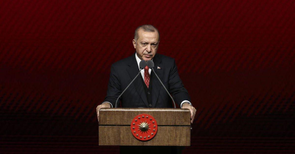 Cumhurbaşkanı Erdoğan: Hakkari'de 7 şehidimiz var