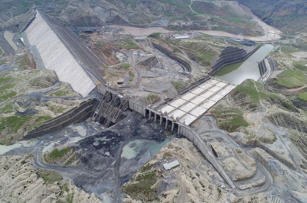 Ilısu Barajı