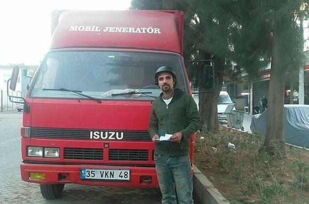 Yer, İzmir...
