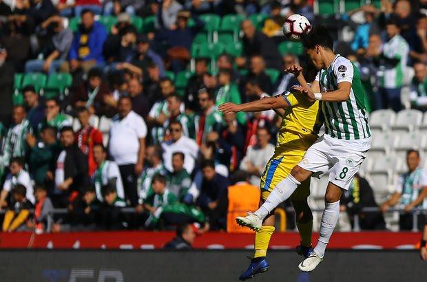 Konyaspor: 2 - Ankaragücü: 0