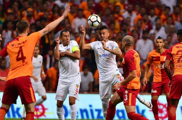 Kayserispor Galatasaray maçı