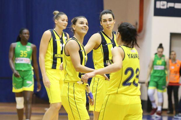 Fenerbahçe: 81 - İstanbul Üniversitesi: 46
