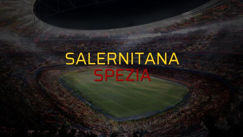 Salernitana: 1 - Spezia: 0 (Maç sonucu)