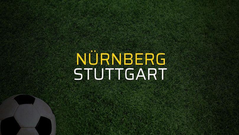 Nürnberg: 0 - Stuttgart: 2 (Maç sona erdi)