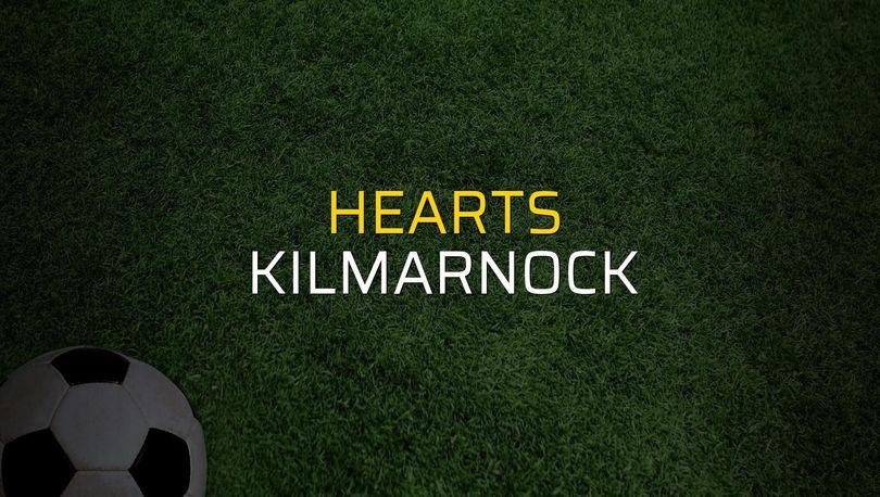 Hearts: 0 - Kilmarnock: 0 (Maç sonucu)