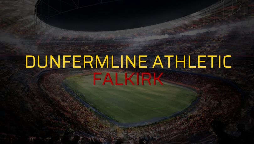 Dunfermline Athletic: 0 - Falkirk: 0