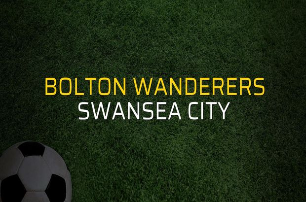 Bolton Wanderers: 0 - Swansea City: 1 (Maç sona erdi)