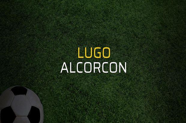Lugo: 0 - Alcorcon: 1 (Maç sonucu)