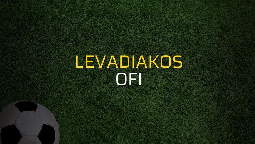 Levadiakos: 2 - OFI: 1