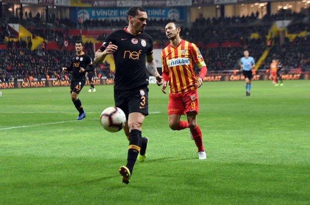 Maicon Roque Galatasaray Kayserispor