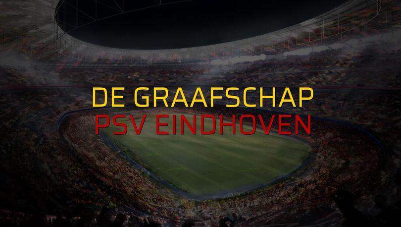 De Graafschap: 1 - PSV Eindhoven: 4 (Maç sona erdi)