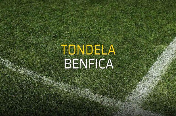 Tondela - Benfica maçı heyecanı