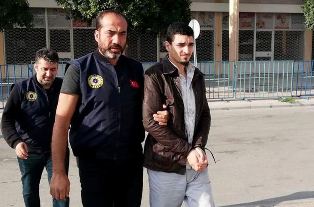 Saldırı hazırlığındaki DEAŞ'lı tutuklandı!