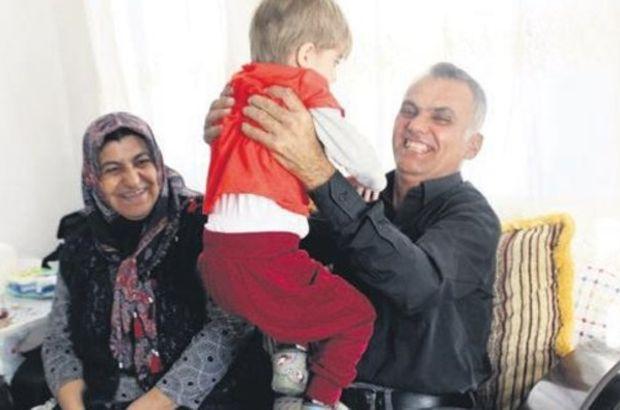 Engelli kızlarını kaybeden aile engelli evlat edindiler!