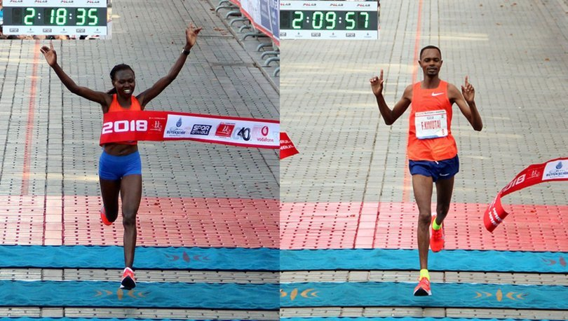 Ä°stanbul Maratonu