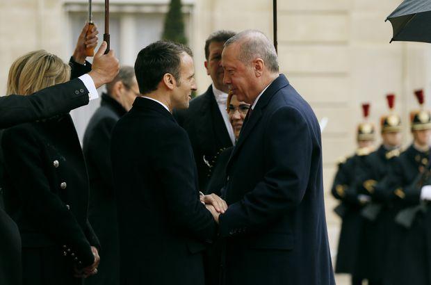 70 dünya lideri Paris'te buluştu!