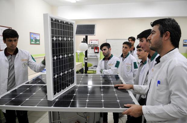 güneş enerjisi bölümü ile ilgili görsel sonucu