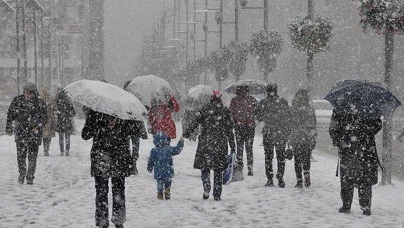 hava durumu kar