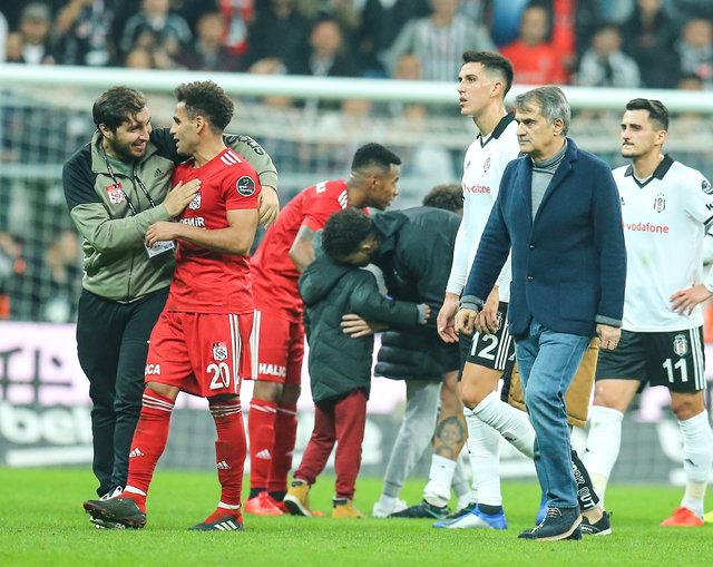 Beşiktaş - Sivasspor maçının yazar yorumları