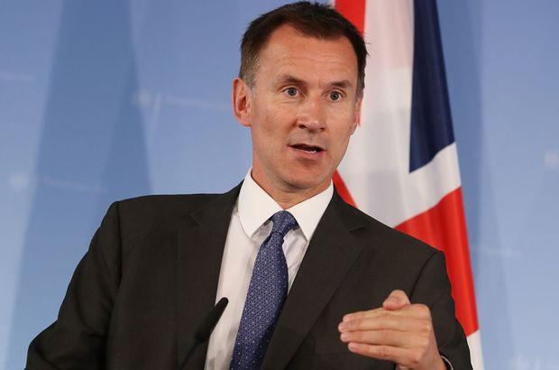 İngiltere Dışişleri Bakanı Suudi Arabistan'a gidiyor